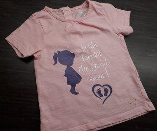 Pour annoncer l'arrivée d'un bébé